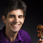 10:50:10 AM 8/6/12 Avalon String Quartet: Blaise Magniere, violin © Todd Rosenberg Photography 2012