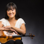 11:19:29 AM 8/6/12 Avalon String Quartet: Marie Wang, violin © Todd Rosenberg Photography 2012