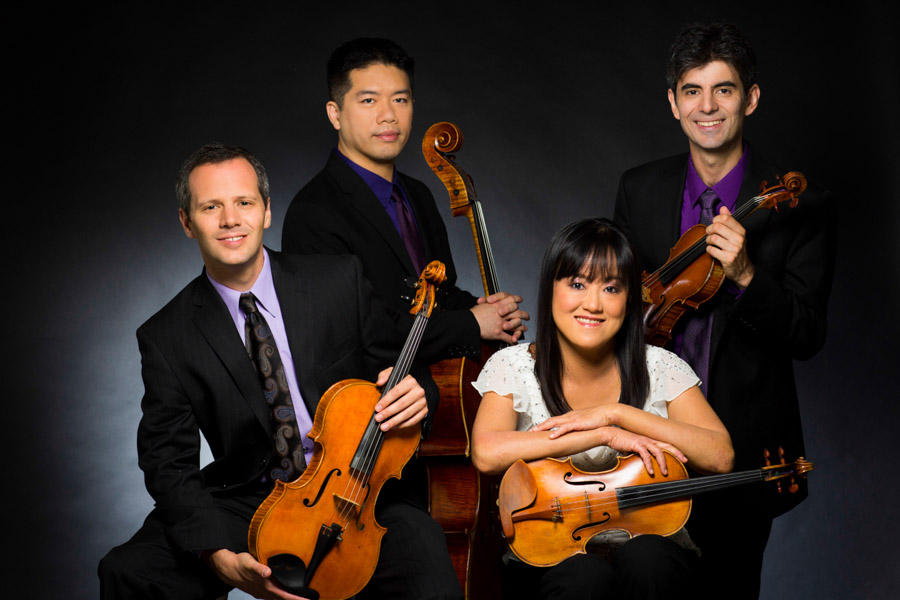 Avalon String Quartet 2015-2016 Season in Chicago